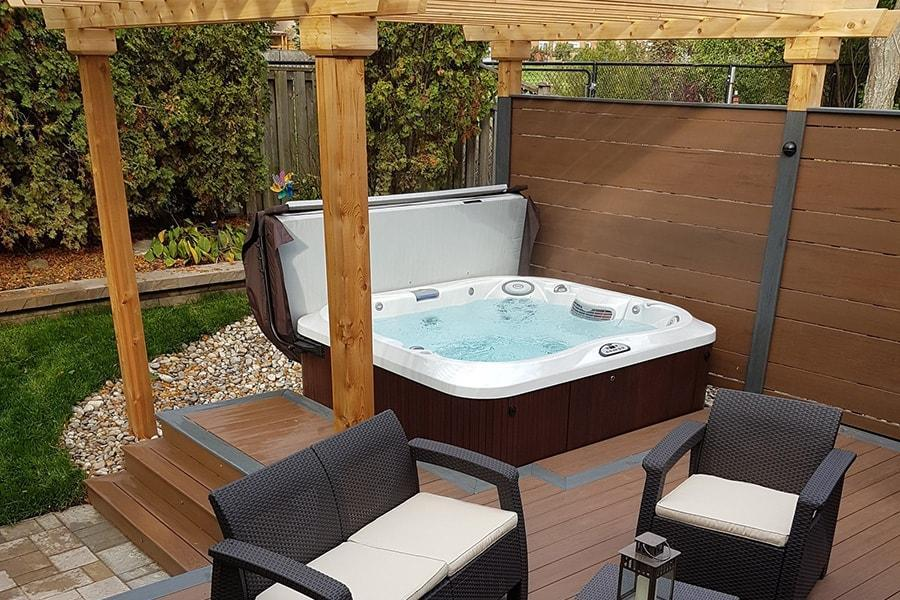Hot Tub Covers and Cover Lifters in Minnesota