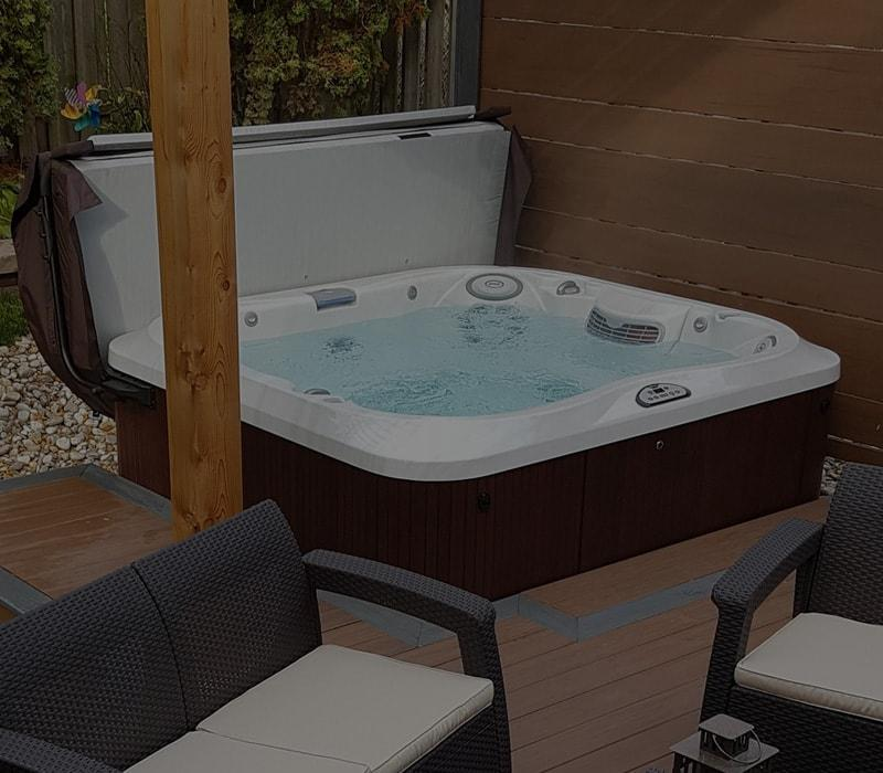 Shop Hot Tub by Size in Minnesota