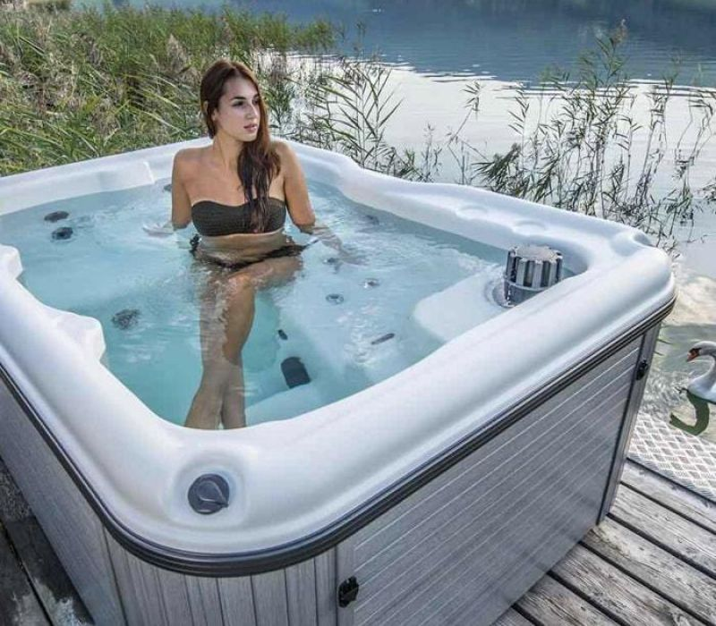 Nordic Hot Tubs Steps in Minnesota