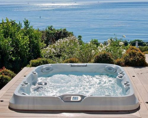 Jacuzzi Hot Tub Installation Water Minnesota