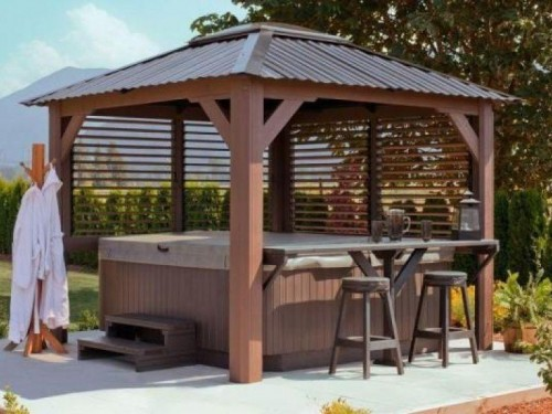 5 Ways to Decorate Your Gazebo Under $50